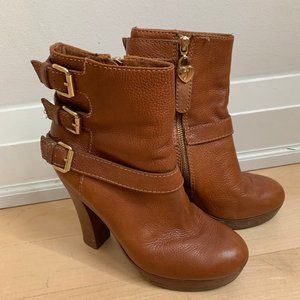 Juicy Couture ankle boots high heel platform Women